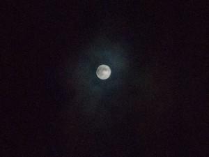 2012年(平成24年) 中秋の名月