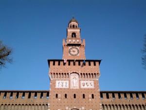 Castello Sforzesco /カステッロ スフォルツェスコ (スフォルツァ城)